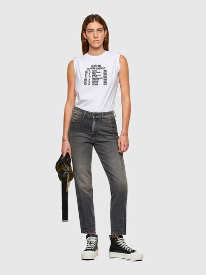 Diesel - T-DIEGOS-A11, White - T-Shirts - Image 4