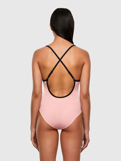 Diesel - UFBY-BODYBYE, Pink - Bodysuits - Image 2