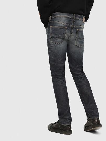 Diesel - Buster 084ZU, Dark Blue - Jeans - Image 2
