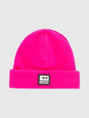 K-XAU, Pink Fluo - Knit caps