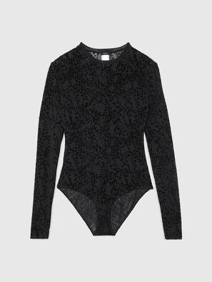 UFTK-VALERIE, Black - Bodysuits