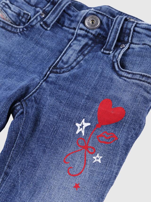 Diesel - GRUPEEN-B-N, Blue Jeans - Jeans - Image 3