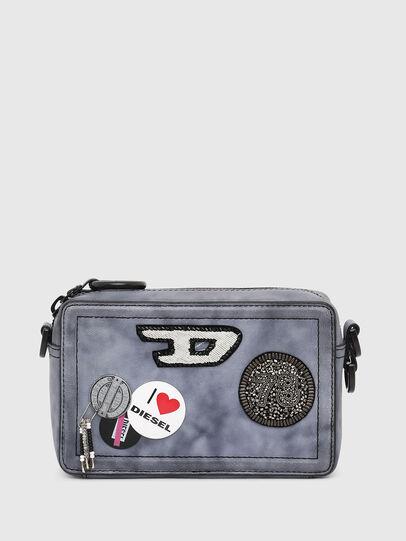 Diesel - ROSA', Blue - Crossbody Bags - Image 1
