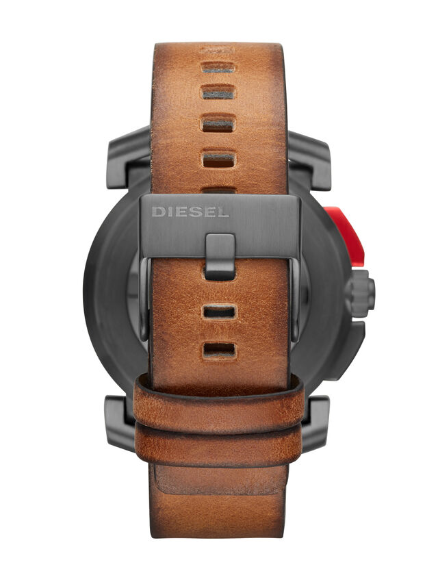 Diesel DT1002, Brown - Smartwatches - Image 3
