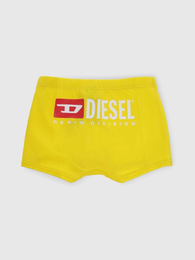 Diesel - MADYRB, Yellow - Beachwear - Image 2