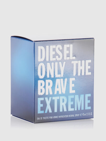 Diesel - ONLY THE BRAVE EXTREME 75ML, Dark Blue - Only The Brave - Image 3