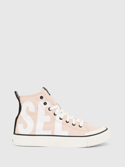 Diesel - S-ASTICO MC W, Pink/White - Sneakers - Image 1
