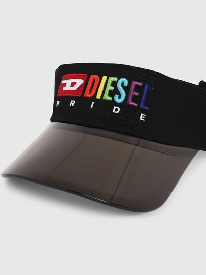 Diesel - VISOR-MAX, Black - Underwear accessories - Image 3