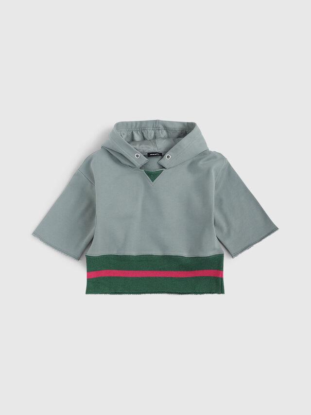 Diesel - SFELOC, Water Green - Sweaters - Image 1