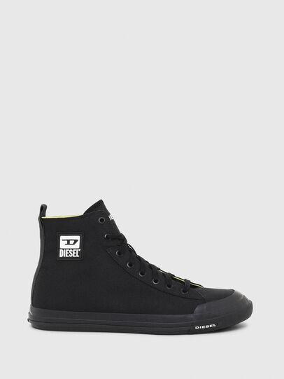 Diesel - S-ASTICO MID CUT, Black - Sneakers - Image 1