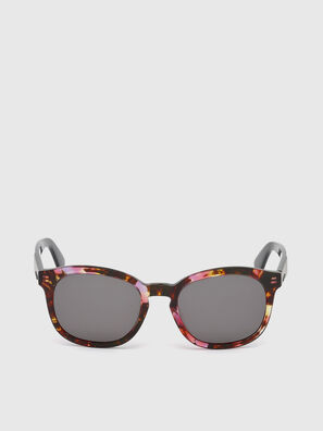 DM0190, Brown - Sunglasses