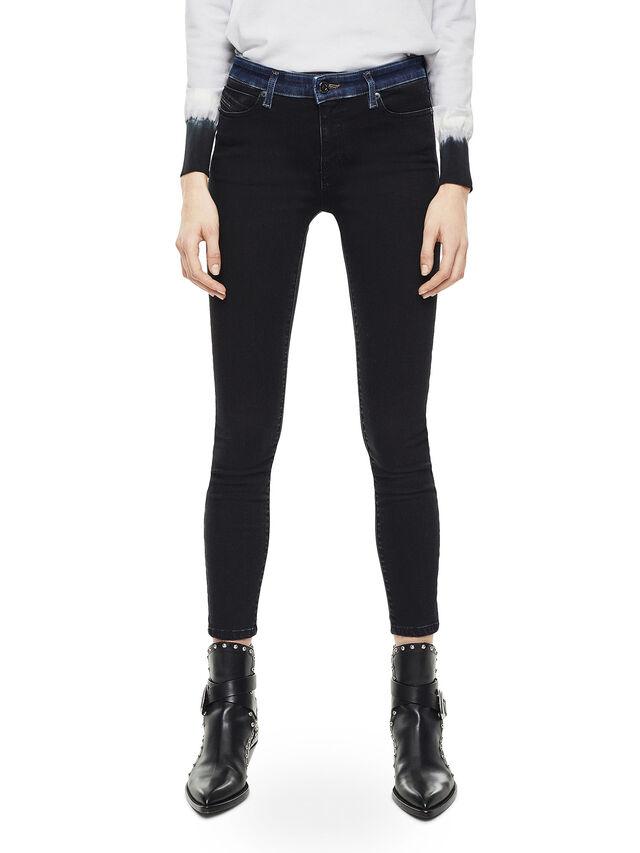 Diesel - TYPE-161C, Black - Jeans - Image 1