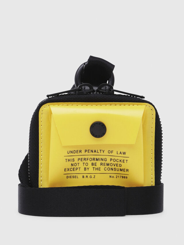Diesel - AFFI, Yellow - Small Wallets - Image 1