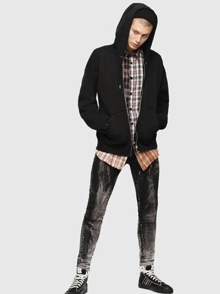 S-ALBY-ZIP-YB,  - Sweaters