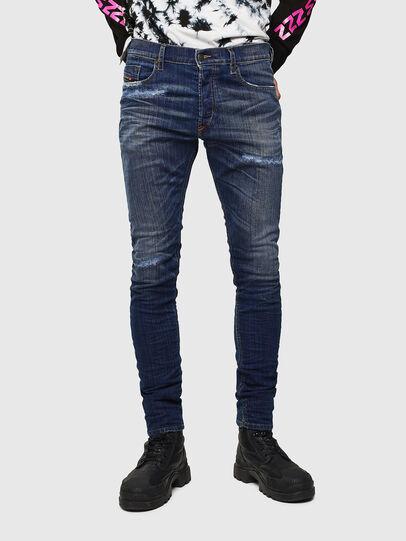 Diesel - Tepphar 0098N, Dark Blue - Jeans - Image 1
