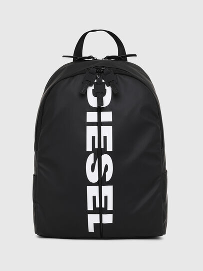 Diesel - BOLD BACK II, Black - Backpacks - Image 1
