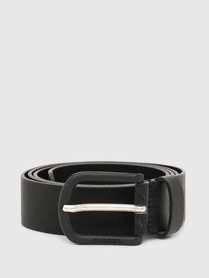 B-SPIGA, Black - Belts