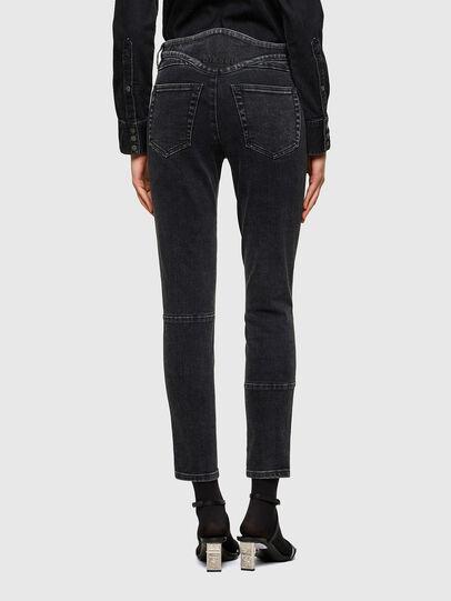 Diesel - Babhila 009UZ, Black/Dark grey - Jeans - Image 2