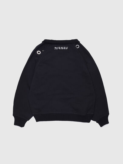 Diesel - SHENNYA, Black - Sweaters - Image 2