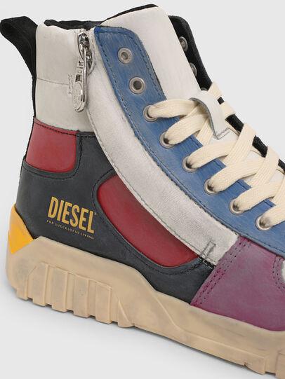 Diesel - S-RUA MID SK, Multicolor - Sneakers - Image 6