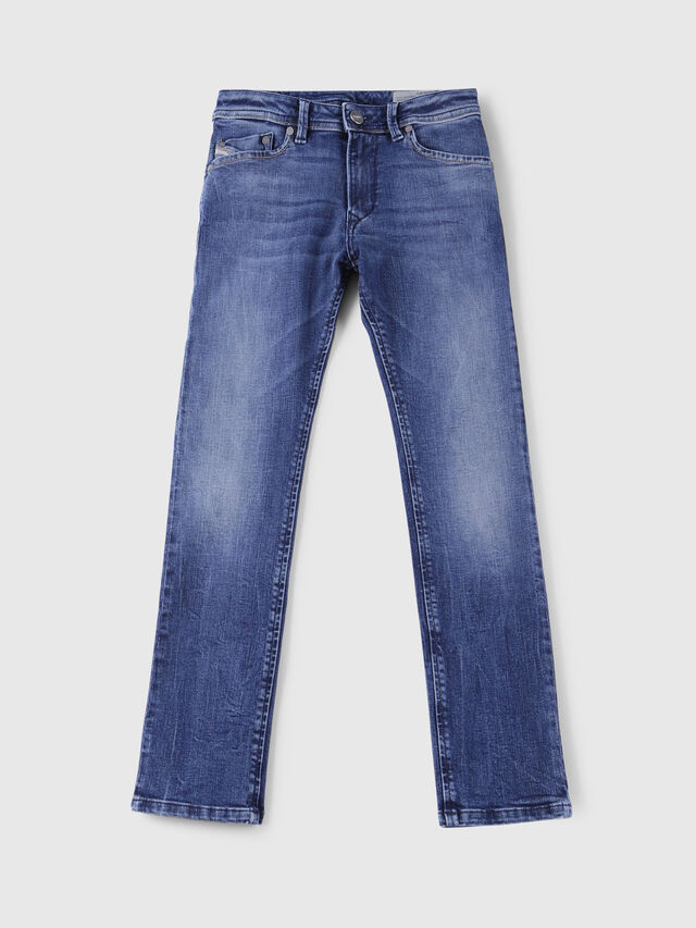 Diesel - DARRON-R-J-N, Blue Jeans - Jeans - Image 1