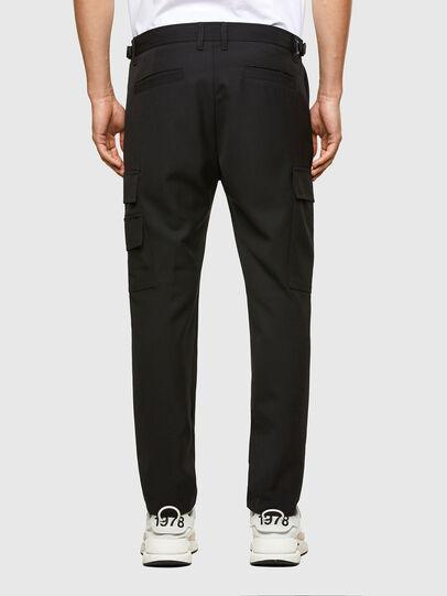 Diesel - P-HOMEN, Black - Pants - Image 2