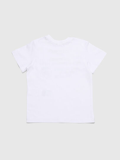 Diesel - TDIEGOXB, White - T-shirts and Tops - Image 2