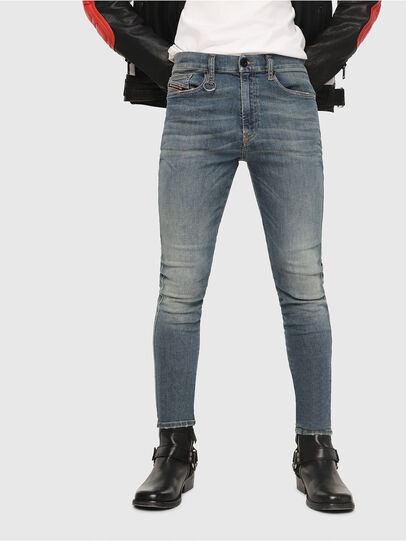 Diesel - D-Istort 085AZ,  - Jeans - Image 1