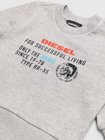 Diesel - SDIEGOXB, Light Grey - Sweaters - Image 3