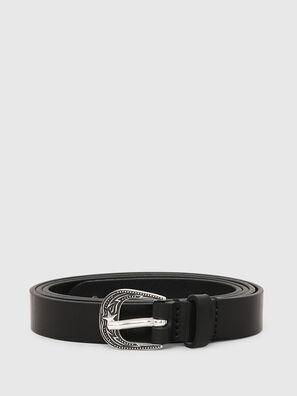B-ROTZO, Black - Belts