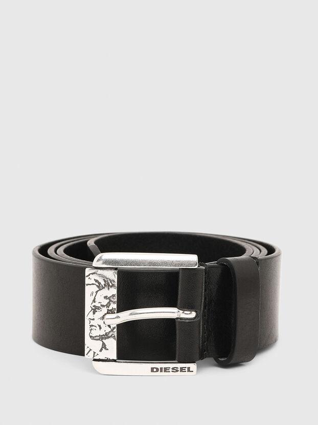B-MOCKLE, Black - Belts