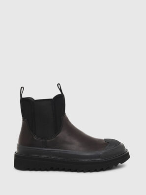 H-SHIROKI CH, Black - Boots