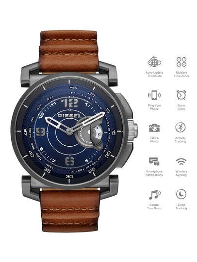 Diesel - DT1003, Brown - Smartwatches - Image 1