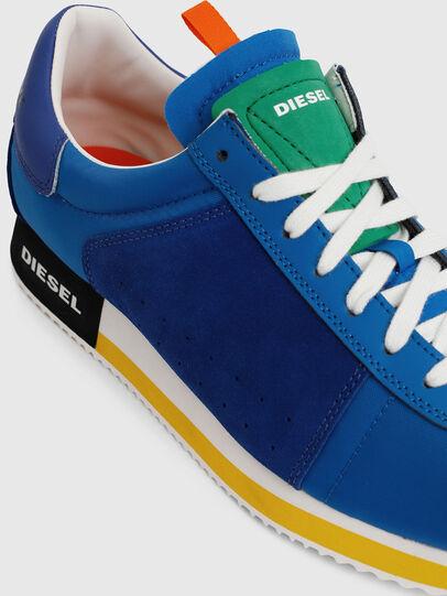 Diesel - S-PYAVE LC, Brilliant Blue - Sneakers - Image 5