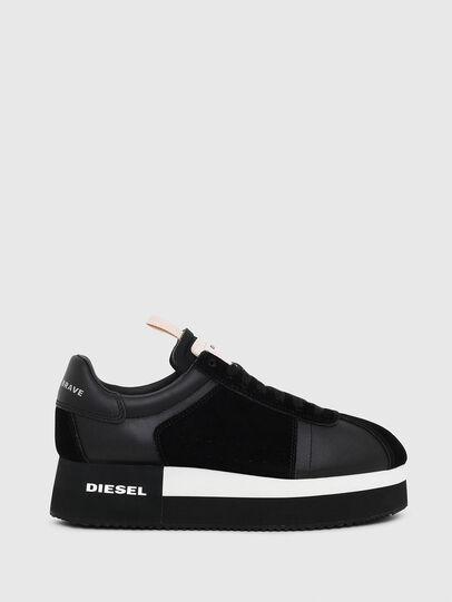 Diesel - S-PYAVE WEDGE, Black - Sneakers - Image 1
