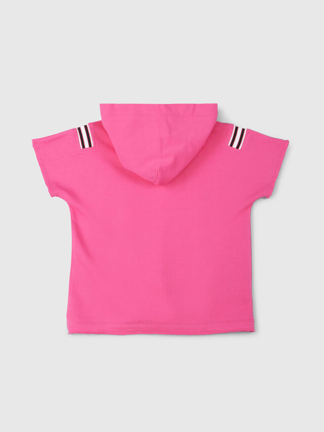 Diesel - SRADIO OVER, Hot pink - Sweaters - Image 2