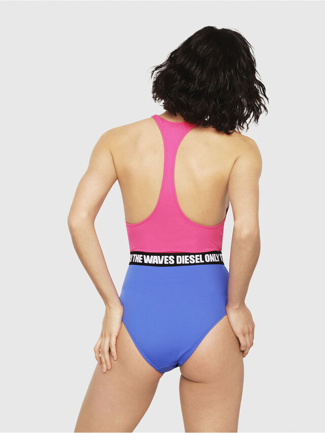 Diesel - BFSW-HOLY, Pink - Swimsuits - Image 2