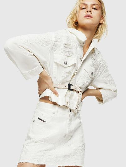 Diesel - DE-JODY,  - Skirts - Image 4