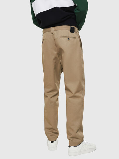 Diesel - P-MORGY, Light Brown - Pants - Image 2