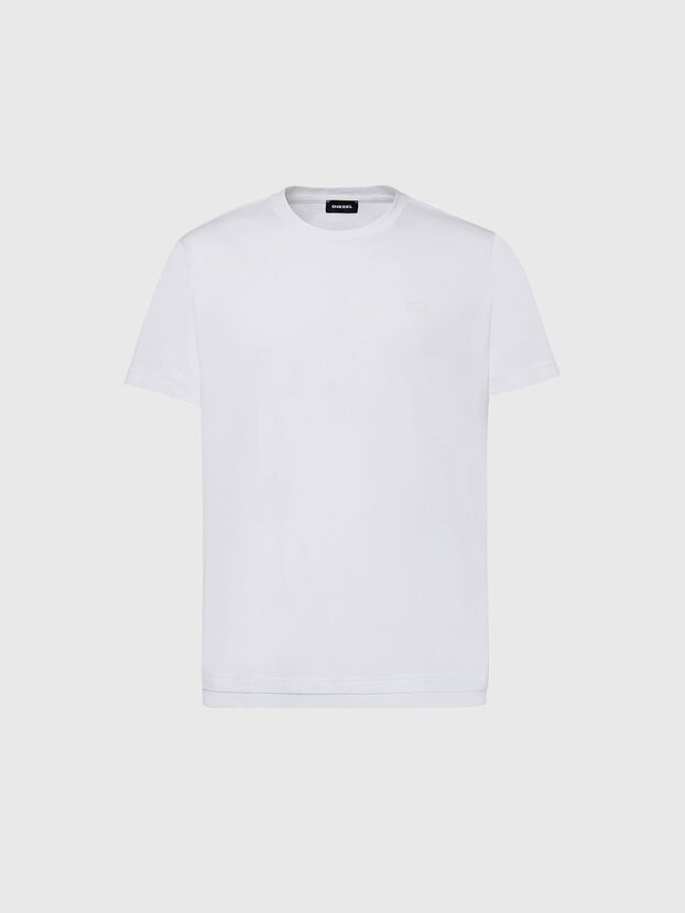 T-DIAMANTIK-NEW2, White - T-Shirts