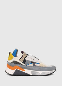 S-BRENTHA DEC, Multicolor/White