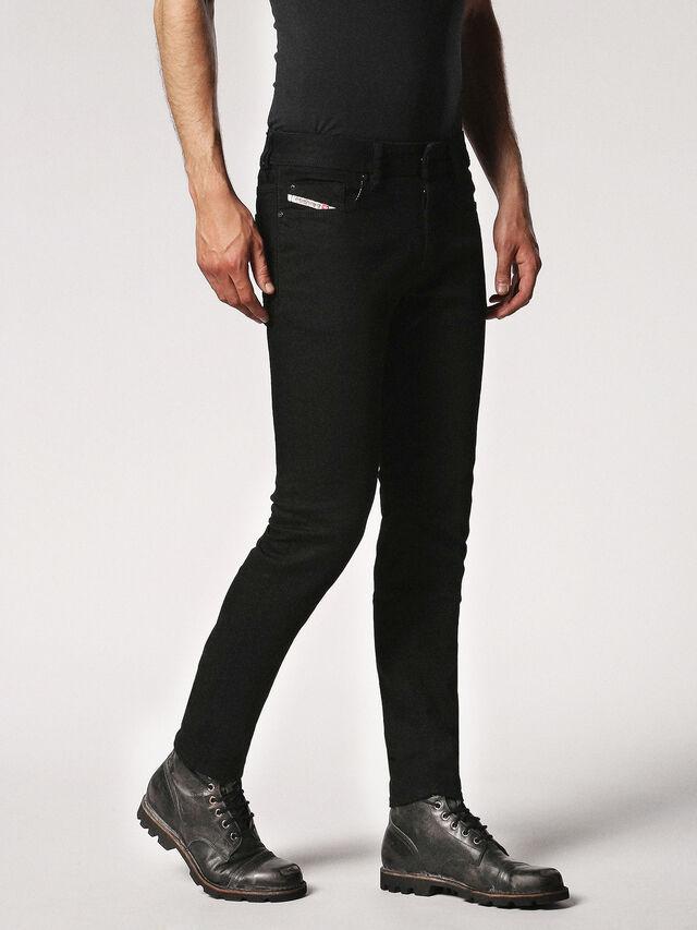SLEENKER 0886Z, Black Jeans