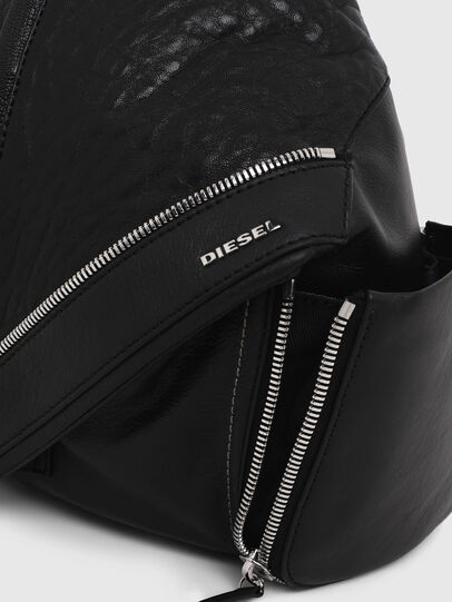 Diesel - LE-MHONIC, Black - Backpacks - Image 5
