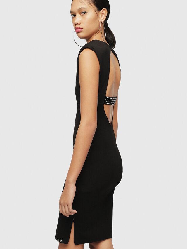 Diesel - D-STACIE-A, Black - Dresses - Image 2