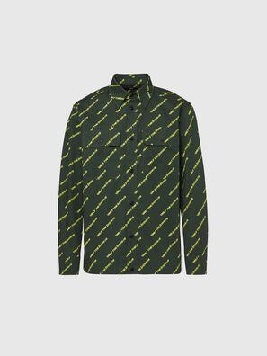 S-JESSTA, Green - Shirts