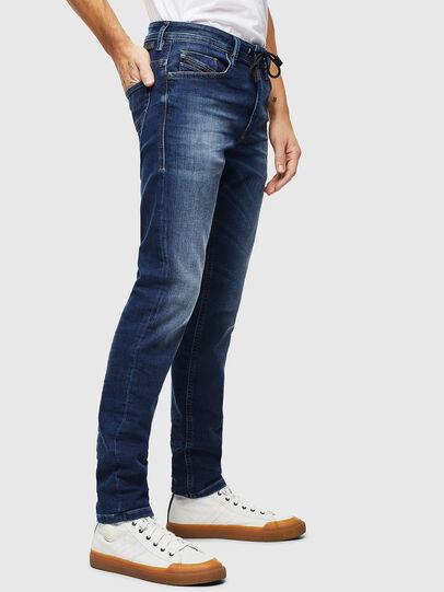 Diesel - Thommer JoggJeans 088AX, Dark Blue - Jeans - Image 3