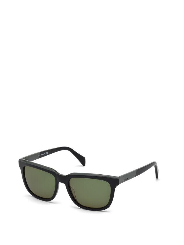 Diesel DL0224, Green - Eyewear - Image 4