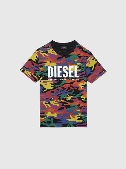 Diesel - TDIEGORBOW, Multicolor - T-shirts and Tops - Image 1