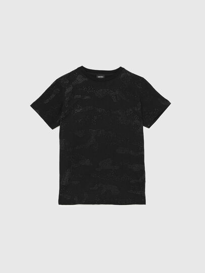 Diesel - TDARIAST, Black - T-shirts and Tops - Image 1