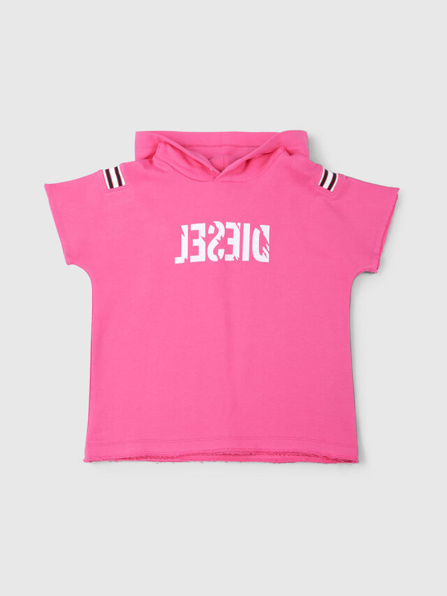Diesel - SRADIO OVER, Hot pink - Sweaters - Image 1